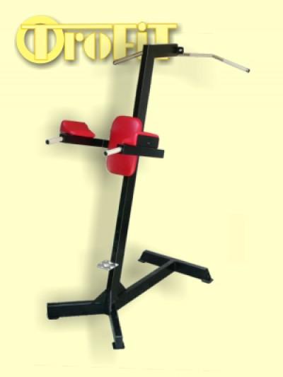 Stojanový přednožovací adaptér s hrazdou