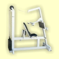 Legpress a hackendřep na cihly
