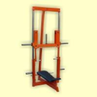 Legpress vertikální na kotouče